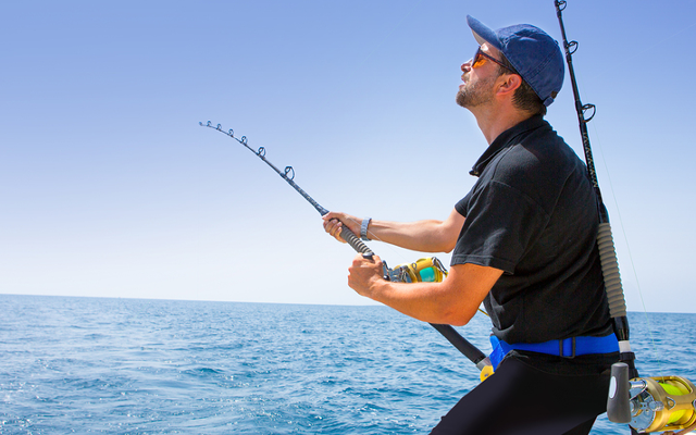 BIG GAME FISHING WEST COAST