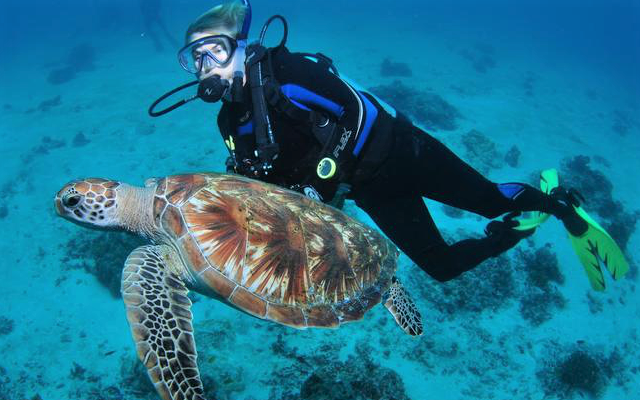 DIVING EXPERIENCE MAURITIUS