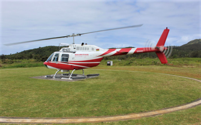 HELICOPTER ADVENTURE TOUR